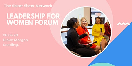 Reading Leadership for Women Forum tickets