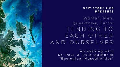 New Story Hub // Ecological Masculinities tickets