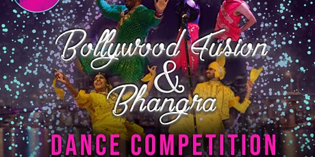 Dance Ke Deewane Bollywood-Fusion and Bhangra Dance Competition  tickets