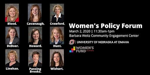 Women's Policy Forum