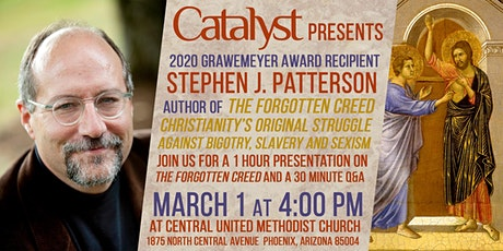 Stephen Patterson: The Forgotten Creed tickets