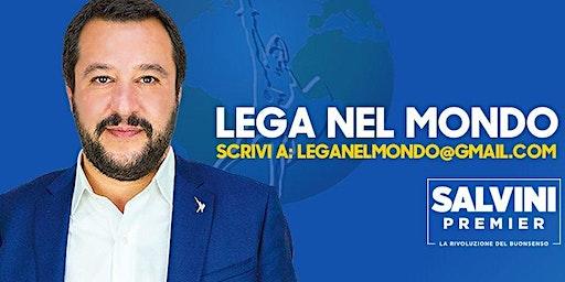 Cena Lega nel Mondo UK Eire Brighton Salvini Premier