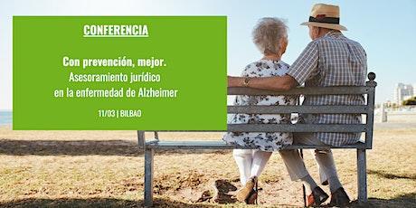 Con prevención, mejor. Asesoramiento jurídico en la enfermedad de Alzheimer entradas