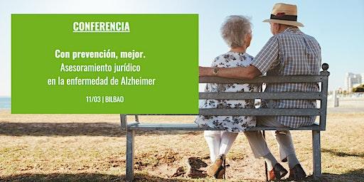 Con prevención, mejor. Asesoramiento jurídico en la enfermedad de Alzheimer