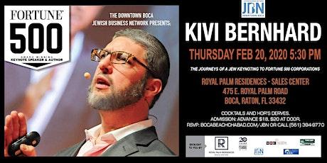 Downtown Boca Jewish Business Network Event tickets