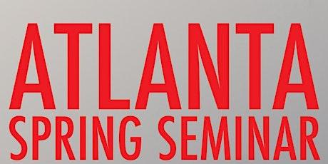 2020 Atlanta Spring Seminar w/ Yamada Shihan and Harvey Konigsberg Shihan tickets