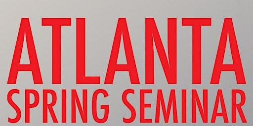 2020 Atlanta Spring Seminar w/ Yamada Shihan and Harvey Konigsberg Shihan