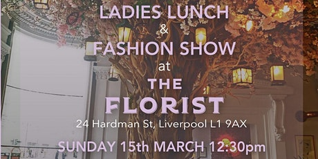 VIP Ladies Lunch and Fashion Show tickets