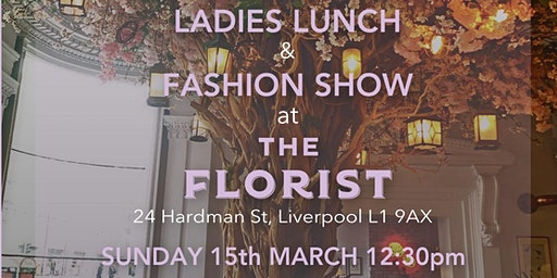 Charity Ladies Lunch and Fashion Show