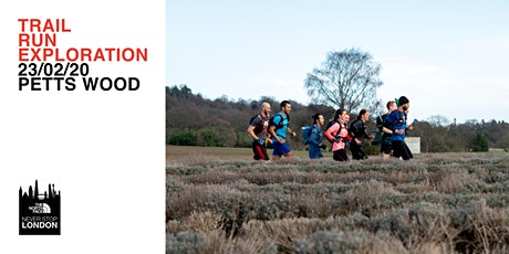#neverstoplondon Trail Run Exploration tickets