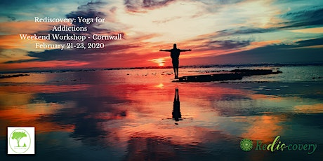 Rediscovery: Yoga for Addictions - Weekend Workshop - Cornwall tickets