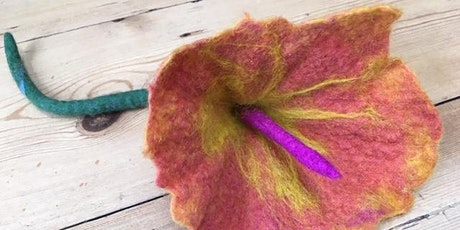Wet Felting for Beginners tickets