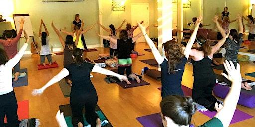 RYT500 Advanced Wellness Yoga Teacher Training Program