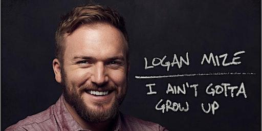 Logan Mize - I Ain't Gotta Grow Up Tour