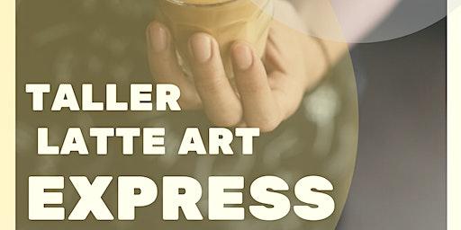 Taller Arte Latte Express