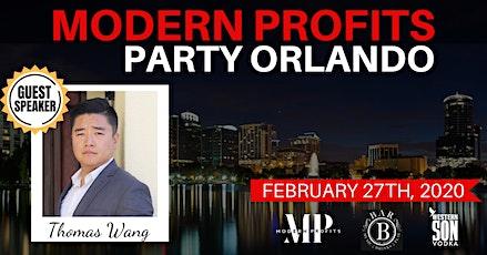 Modern Profits Party (Thomas Wang) tickets