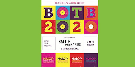 NAIOP Philadelphia Presents: 2020 Battle of the Bands tickets