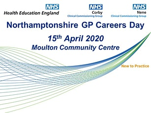 Northamptonshire GP Careers Day tickets