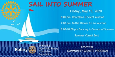 SAIL INTO SUMMER tickets