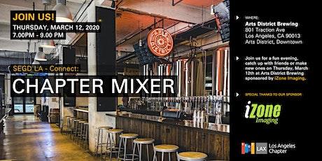 SEGD LA - Connect: Chapter Mixer! tickets