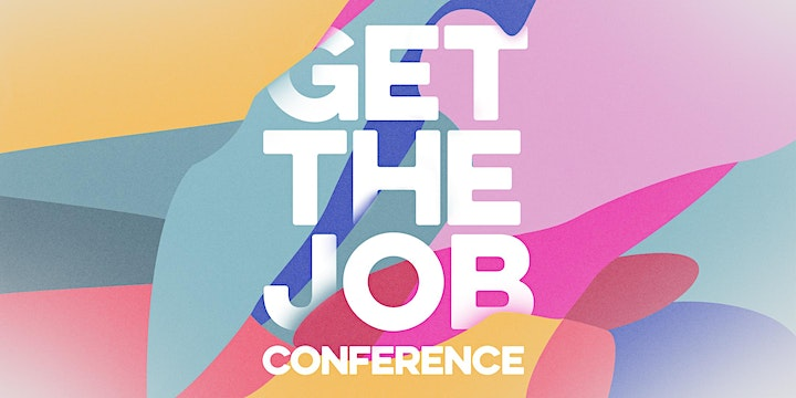 """""""Get the Job"""" Virtual Conference image"""