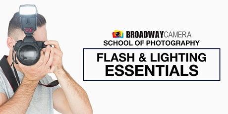 Lighting & Flash Essentials tickets