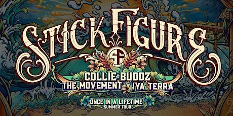 Stick Figure at Montbleu Outdoor Amphitheater (August 2, 2020) tickets