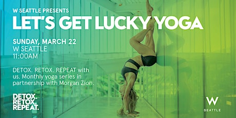Let's Get Lucky Yoga tickets