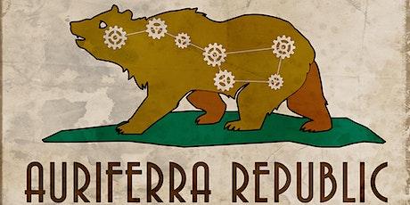 The Auríferra Republic tickets