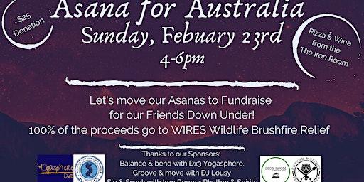 Asana for Australia