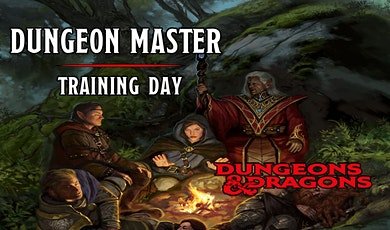 Dungeon Master Training Day tickets