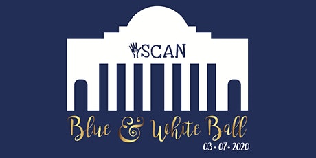 SCAN's Blue and White Ball tickets