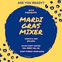 Mardi Gras Mixer