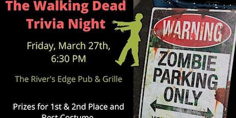 The Walking Dead Trivia Night ($20/Team, Adult & YA) tickets