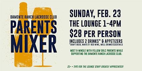 Damonte Ranch Lacrosse Club Parents Mixer tickets