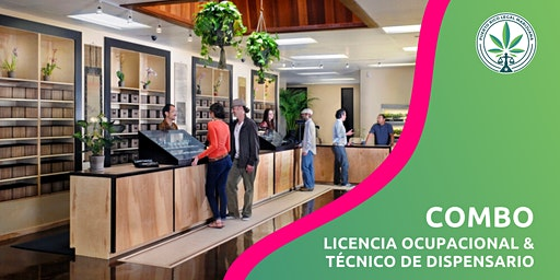Combo: Lic. Ocupacional y Técnico Dispensario (San Juan)