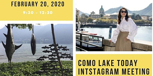 COMO LAKE Today Networking Event