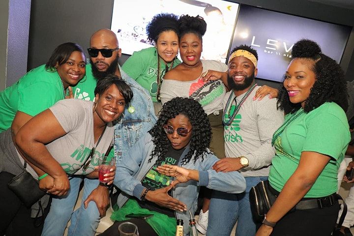 6th Annual Day – Ja Vu::: St Patrick's Day Party Edition at Level image