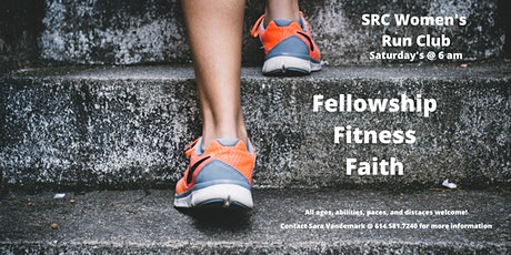 SRC Women's Run Club tickets