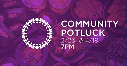 Community Potluck tickets