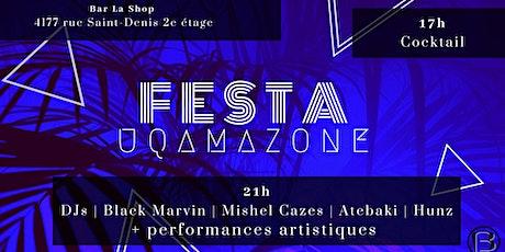 FESTA UQAMAZONE 2020 tickets
