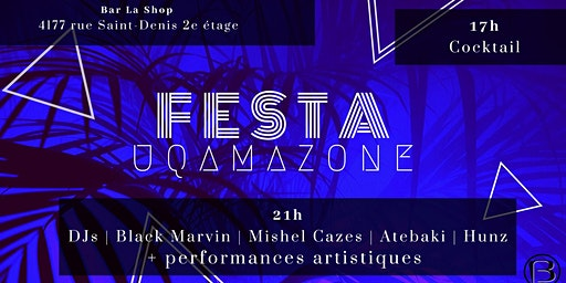 FESTA UQAMAZONE 2020