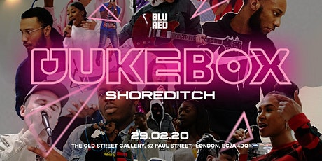 Jukebox. x DJ Spin Milz | Shoreditch tickets