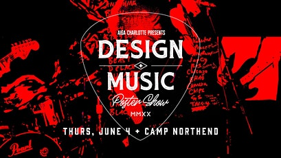 Design + Music Poster Show tickets