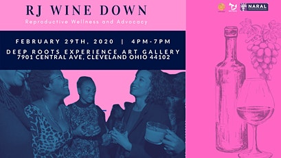 RJ Wine Down: Reproductive Wellness and Advocacy tickets