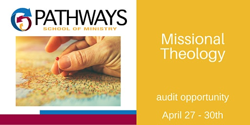 Missional Theology - audit opportunity