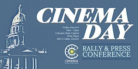 CINEMA Day tickets