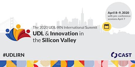2020 UDL-IRN International Summit tickets
