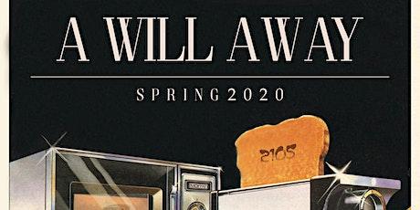 A Will Away & More at Skylark Social Club (2/26) tickets