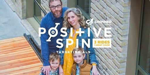Positive Spin - Targeting ALS- 12:30pm Ride